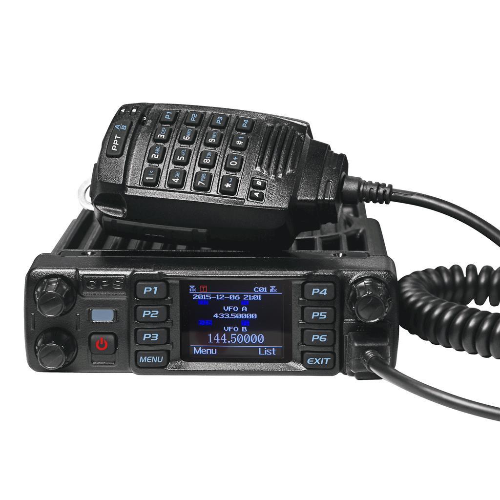 Anytone AT-D578UV PRO Emisora móvil bibanda DMR para radioafición