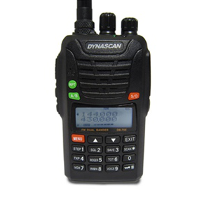 DYNASCAN DB75 Walkie Talkie bibanda